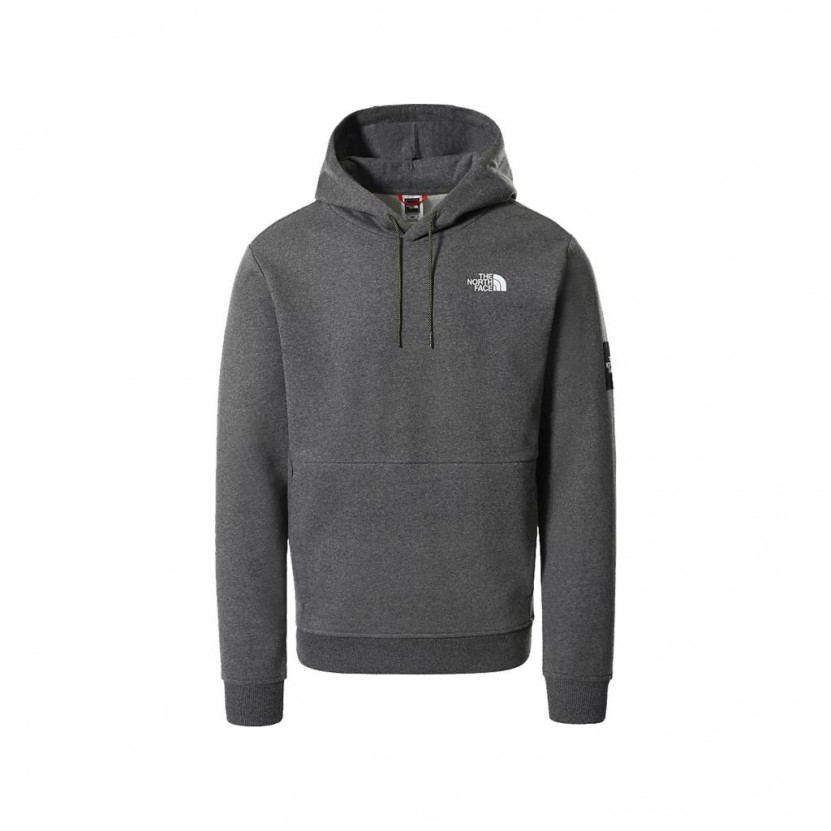 Sudadera The North Face M BB Search Rescue Hoodie Gris