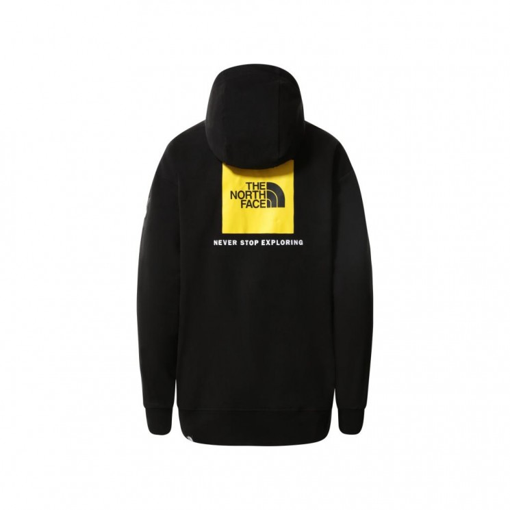 Sudadera The North Face W BB Search Rescue Hoodie Negra