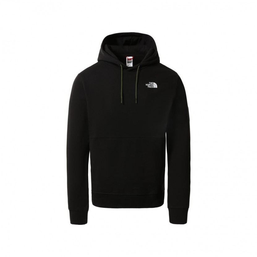 Sudadera The North Face M BB Search Rescue Hoodie Negra