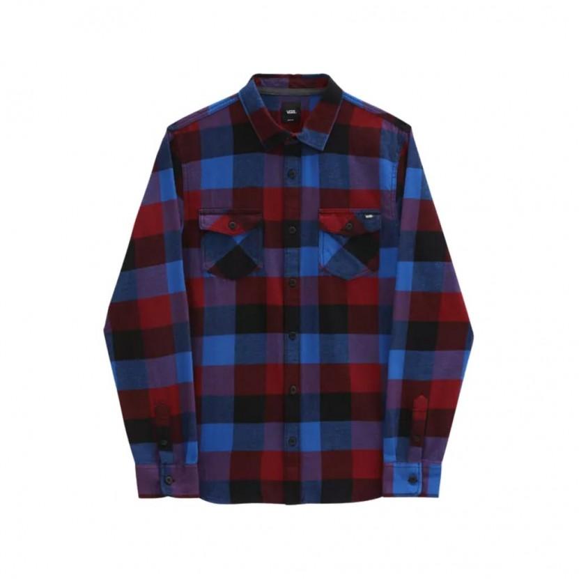 Camisa Vans MN Box Flannel