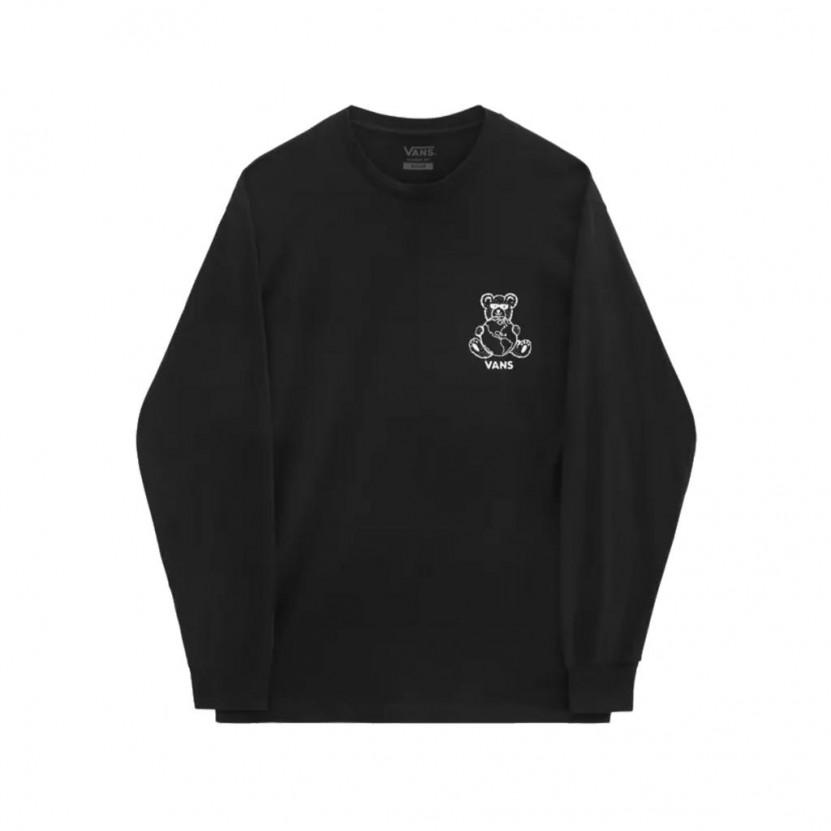 Camiseta Vans MN Vans World Code SS Negra