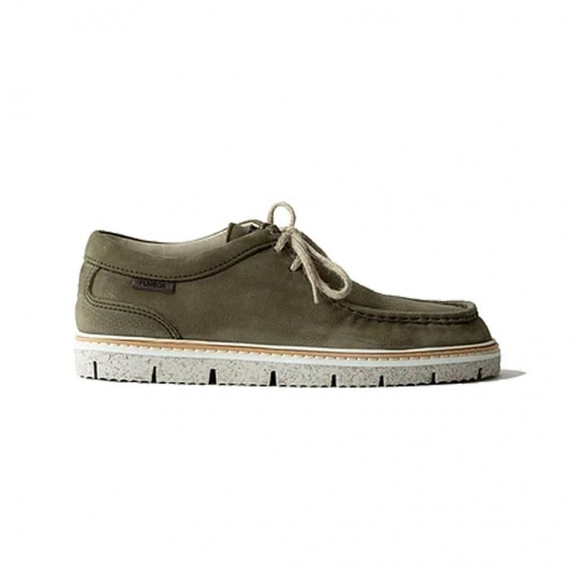 Zapatos Funbox Willy Kaki