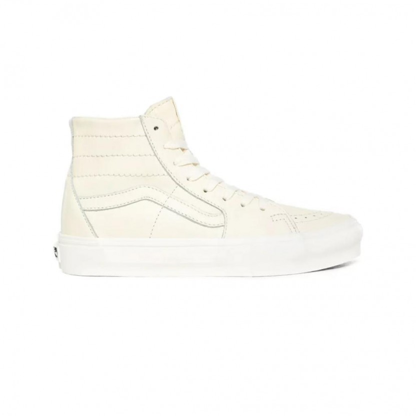 Zapatillas Vans Sk8 Hi Tapered Blancas