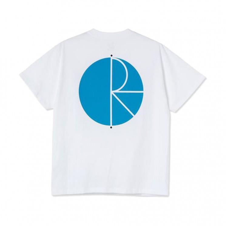 Camiseta Polar Fill Logo Tee Blanca