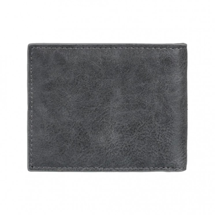 Billetero Element Daily Wallet Gris