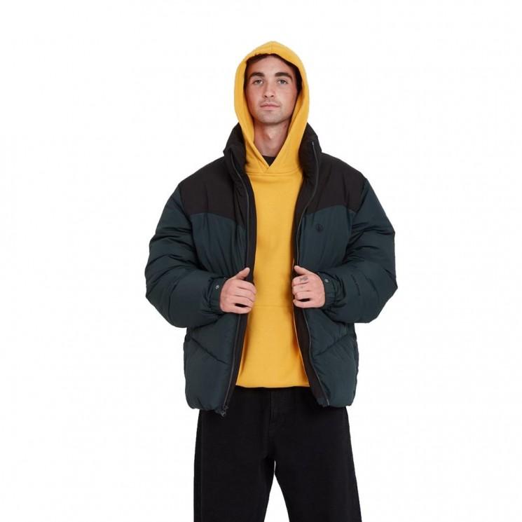Cazadora Volcom Goldsmooth Jacket Negra