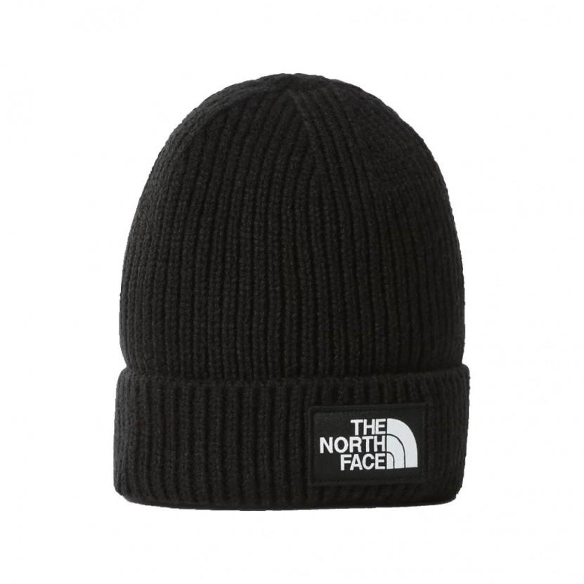 Gorro The North Face Logo Cuffed Beanie Negro