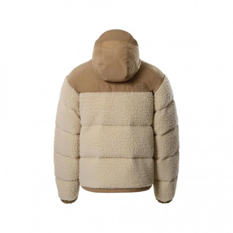 Plumifero The North Face M Sherpa Nuptse Jacket Beige
