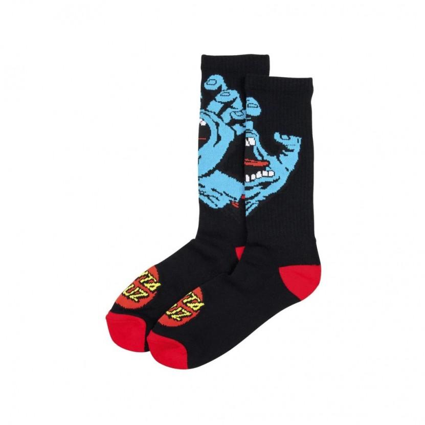 Calcetines Santa Cruz Screaming Hand Sock