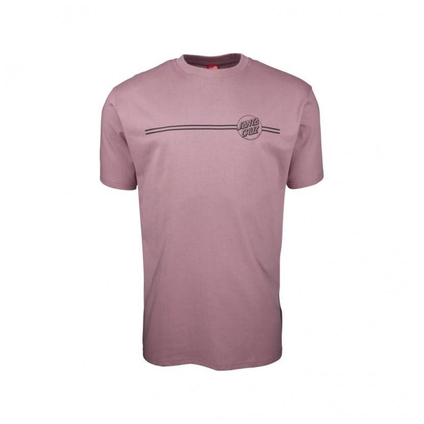 Camiseta Santa Cruz Opus Dot Stripe T Shirt