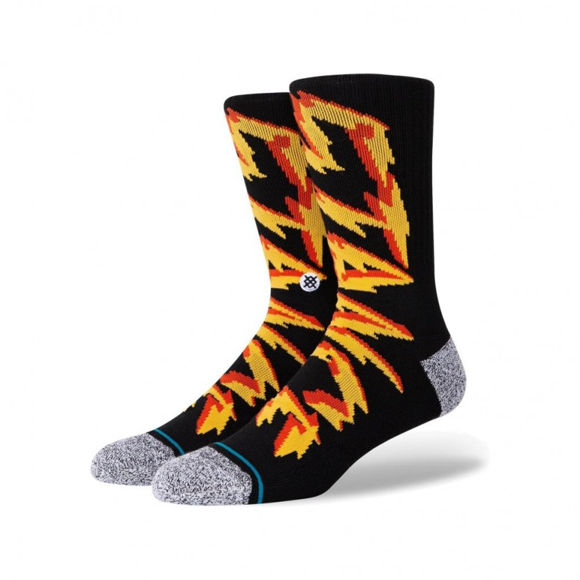 Calcetines Stance Electrified Negro