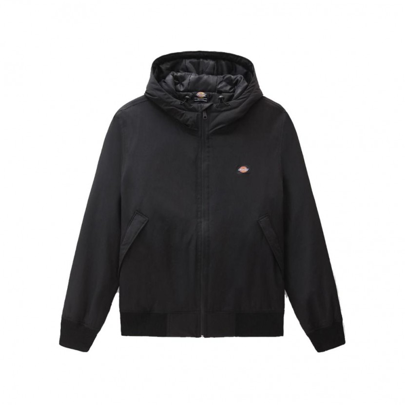 Cazadora Dickies New Sarpy Jacket Negra